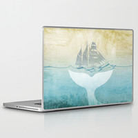 Moby Laptop & iPad Skin | Print Shop