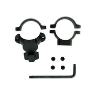 "1"" Extension Ring Set-Med Matte"