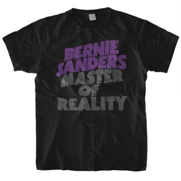 BERNIE SANDERS MASTER OF REALITY