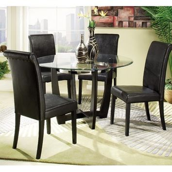 Homelegance Sierra 5 Piece Dining Room Set