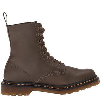 Dr Martens Pascal- 8-Eye Olive Green Boot