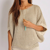 Sophisticated Sweater - Beige