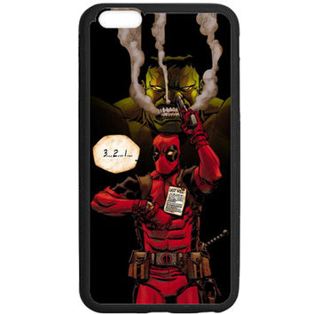 Deadpool & The Hulk TPU Bumper for Apple Iphone 5/ 5s /SE