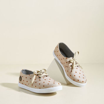 Loly in the sky Critter Fix Printed Sneaker