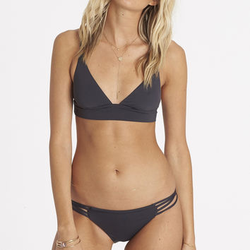 Billabong - Sol Searcher Banded Triangle Top | Black Sands