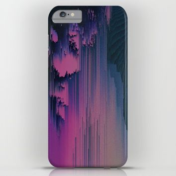 Pink Fringe iPhone & iPod Case by Ducky B