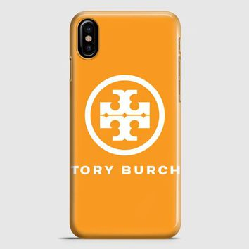 Tory Burch Logo iPhone X Case