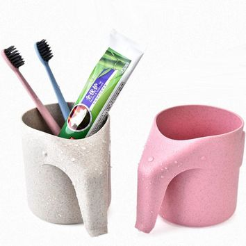 Elephant Toothbrush Cup
