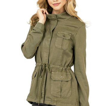 Cinch Cargo Jacket