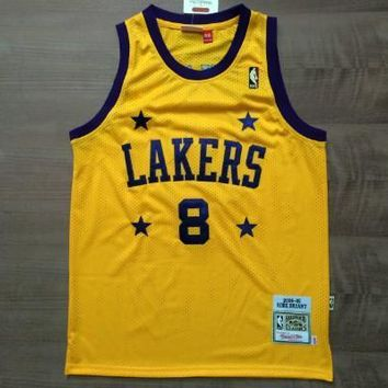 La Lakers #8 Kobe Bryant 2004 05 Retro Swingman Jersey | Best Deal Online