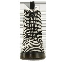 Dr Martens PASCAL ZEBRINO ITALIAN HAIR ON - Doc Martens Boots and Shoes