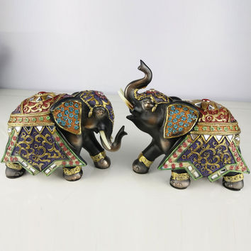 Shop Elephant Figurines on Wanelo
