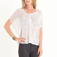 Treasure Top by Gentle Fawn - $48.00 : ThreadSence.com, Your Spot For Indie Clothing & Indie Urban Culture