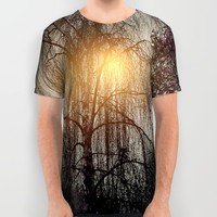 The tree All Over Print Shirt by Viviana Gonzalez