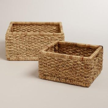 Baskets - Decorative, Storage & Wicker Weave Baskets | World Market
