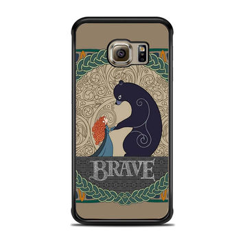Disney brave mother and daughter tapestry Samsung Galaxy S6 Edge Case
