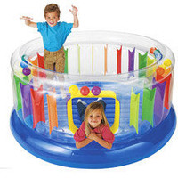 Jump-O-Lene Transparent Ring Bounce