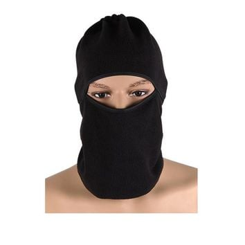 High quality Outdoor Sports Headgear winter Warm velvet Fleece Scarf Hat Windproof Tactical Mask skiing bicycle motor running