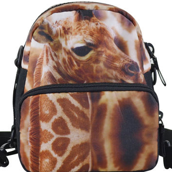 Giraffe Mini Shoulder Bag