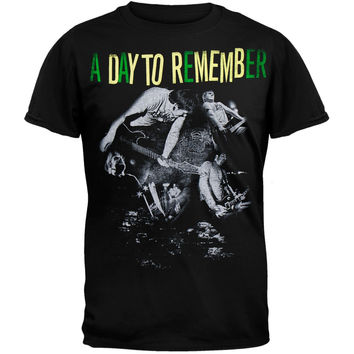 A Day To Remember - Bring The Noise T-Shirt