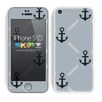 Multiples Anchor V4 Skin For The iPhone 5c