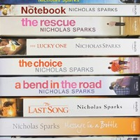 The Nicholas Sparks Collection (Set of 10 Volumes)