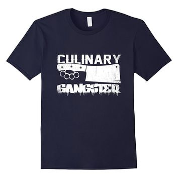 Culinary Gangster Chef T-Shirt