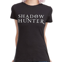 The Mortal Instruments: City Of Bones Shadow Hunter Girls T-Shirt Pre-Order | Hot Topic