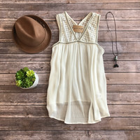 Ivory Swing Top