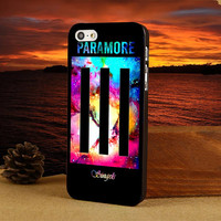 Paramore Singels Cover Album  iphone 4/4s/5/5s/5c case, samsung galaxy s3/s4/s5,iPod 4,4 Case.