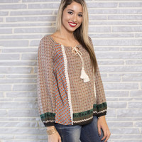 Ingrid Blouse