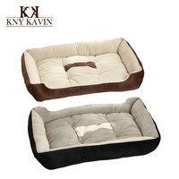 6 Sizes House New Pets Beds Plus Size Dogs Fashion Soft  Dog House High Quality PP Cotton Pet Beds For Large Pets  Cats HP350
