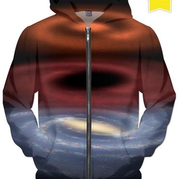 ROCH In Space Children's Hoodie