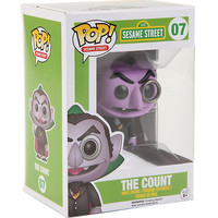Funko Sesame Street Pop! The Count Vinyl Figure