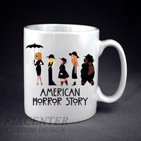 American Horror Story Coven Personalized mug/cup