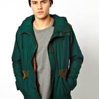 Izzue Jacket With Hood