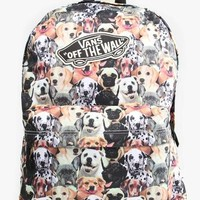 Vans x ASPCA Realm Backpack - Dogs