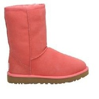 UGG Classic Short Spiced Coral Outlet UK