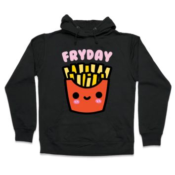 Fryday (French Fries) Hoodie