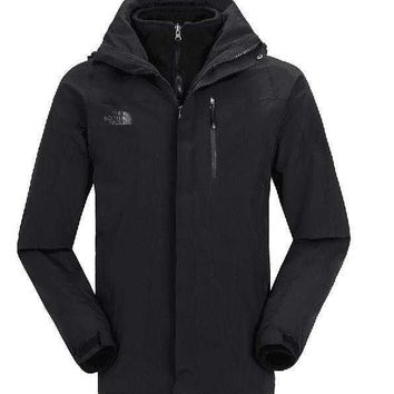 The north Face the latest style men's jackets