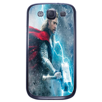 Thor The Dark World Samsung Galaxy S3 Case