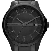 Men's AX Armani Exchange Bracelet Watch, 46mm