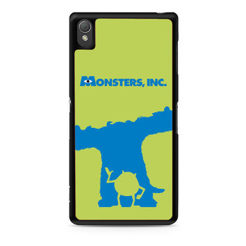 Monster Inc Sulley & Mike Xperia Z3 Case