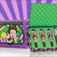 party to the peepers! eyeshadow kit