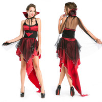Vampire Cosplay Anime Cosplay Apparel Holloween Costume [9220291460]