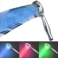 Amazon.com: Temperature controlled Color Changing LED hand showerhead: Home & Kitchen