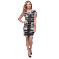 Marc New York Women's Multicolor Striped Shift Dress | Overstock.com Shopping - The Best Deals on Casual Dresses