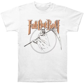 Fall Out Boy Men's  Reapertee T-shirt White