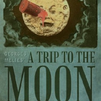 A Trip To The Moon Movie Poster 24inx36in