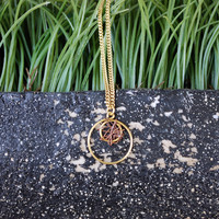 Metal Pendant Collection - Dream Catcher Necklace